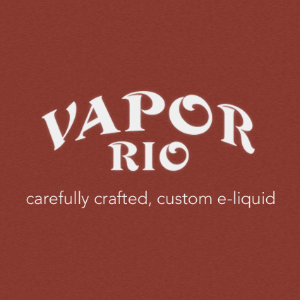 Vapor Rio - Carefully crafted, custom e-liquid