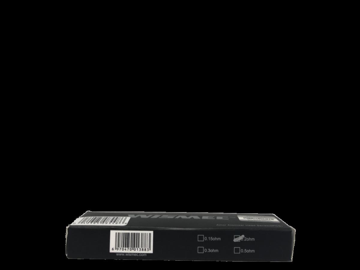 Wismec 0.2ohm - Box
