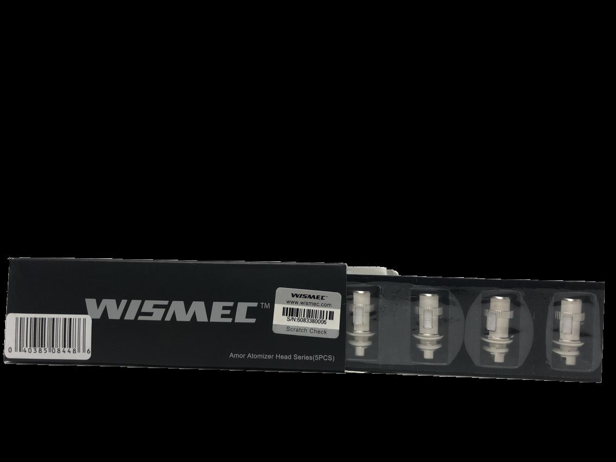 Wismec 0.2ohm Coils
