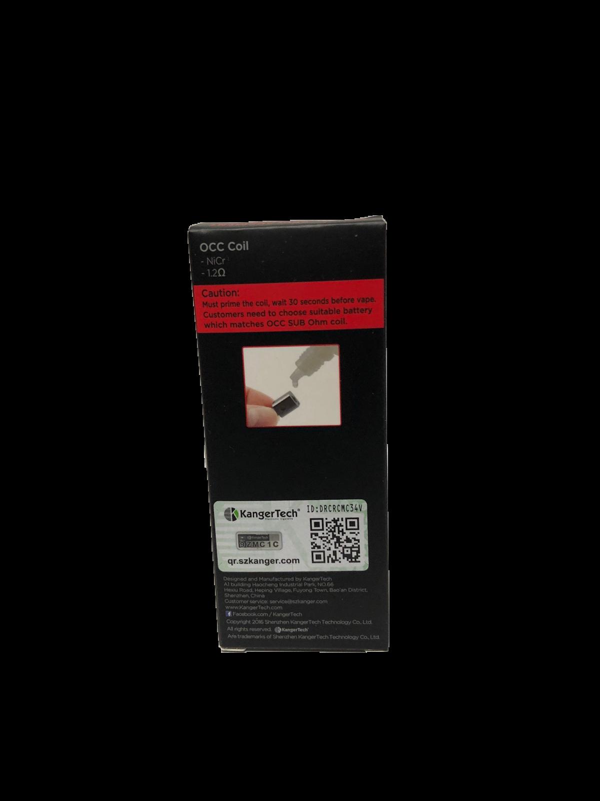 Kanger Subvod 1.2 ohm Box