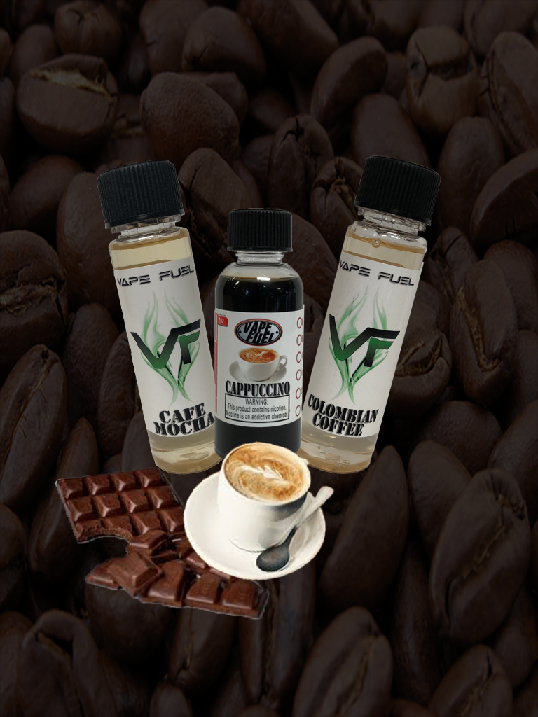 Vape Fuel Coffee